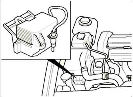 Примеры расположения разъема на отдельных моделях автомобилей Volvo