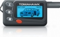 Автосигнализация Tomahawk TW-5000