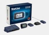 StarLine A62 Dialog